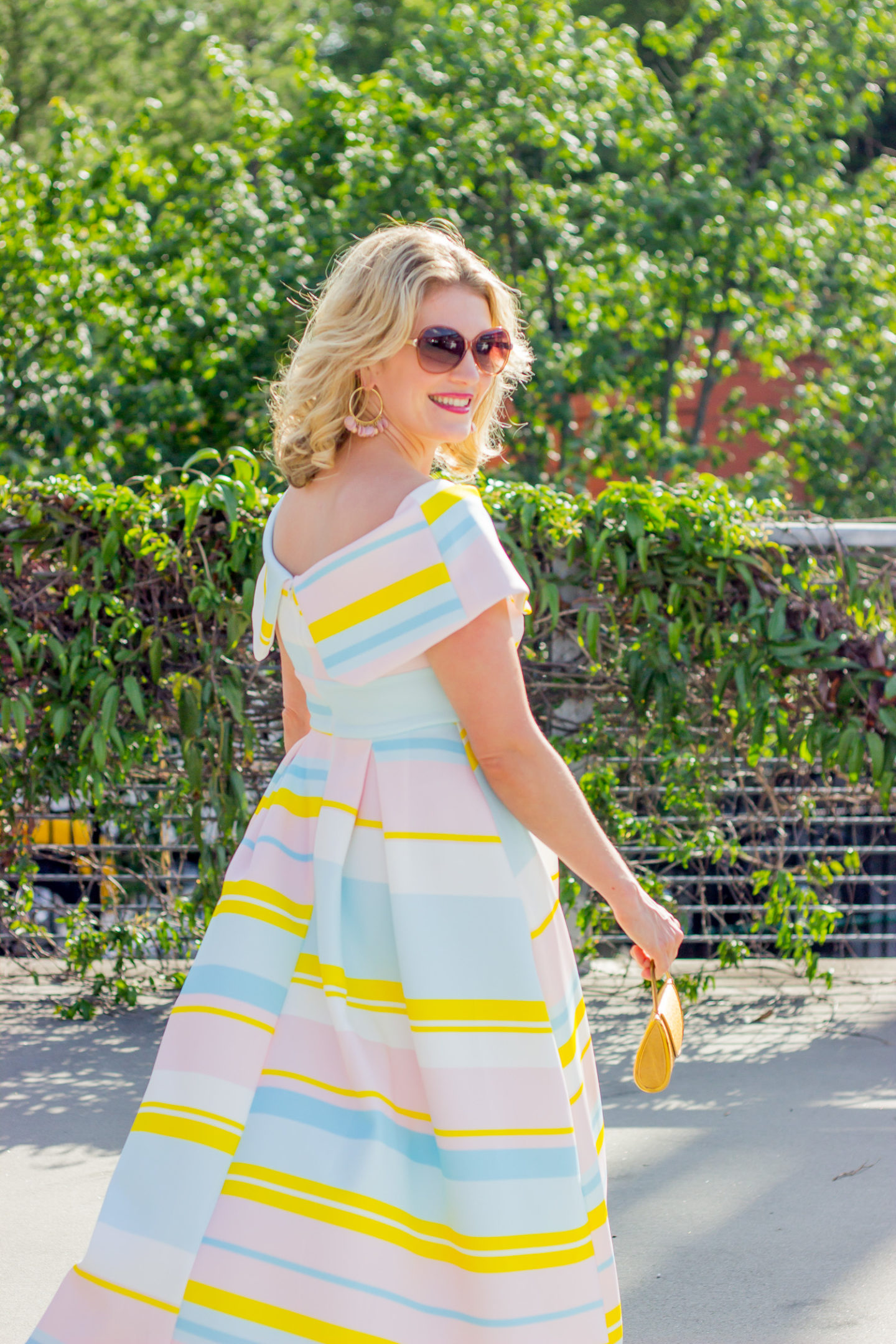 What to wear to a summer wedding on Belle Meets World blog