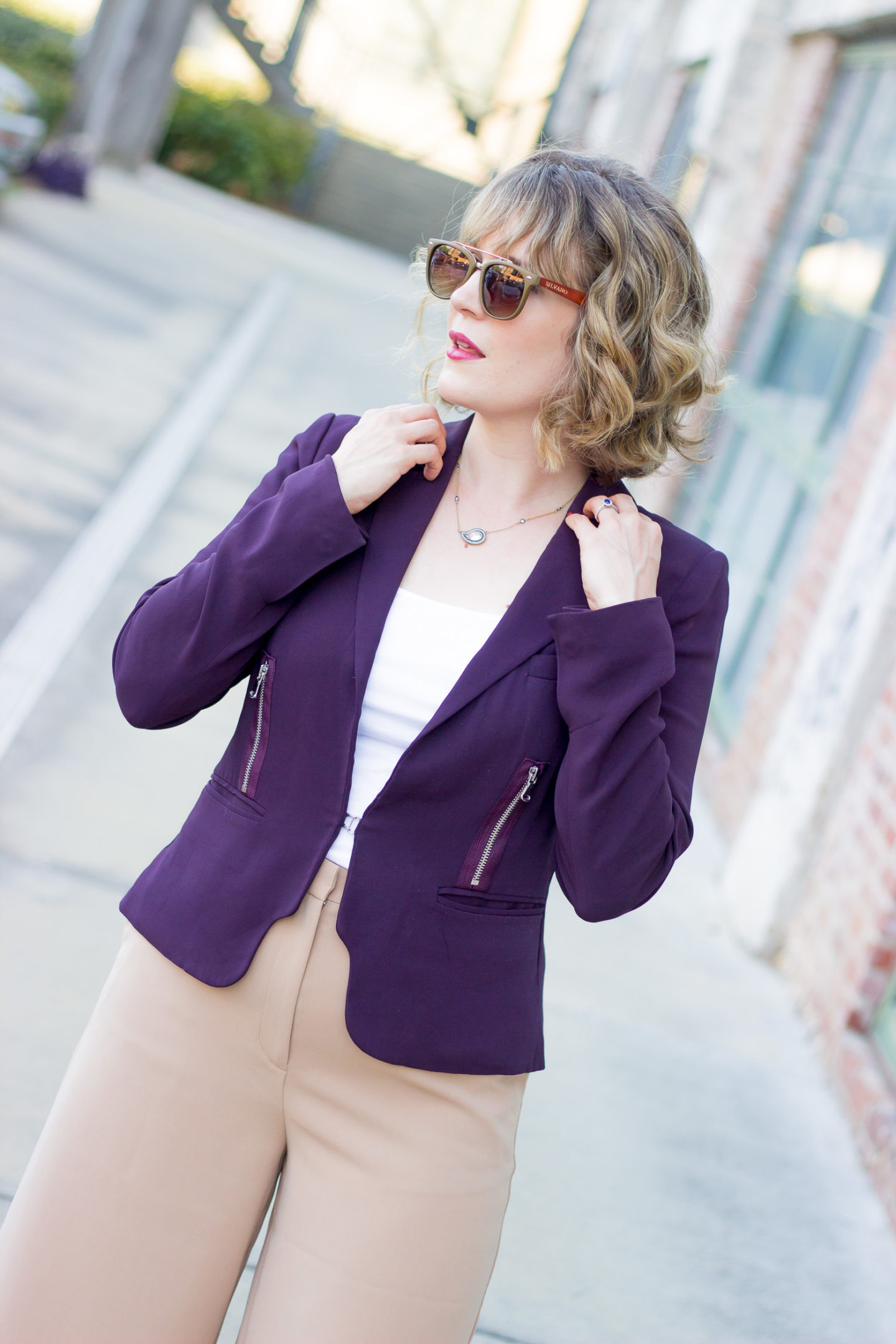 Corporate Wardrobe on Belle Meets World blog