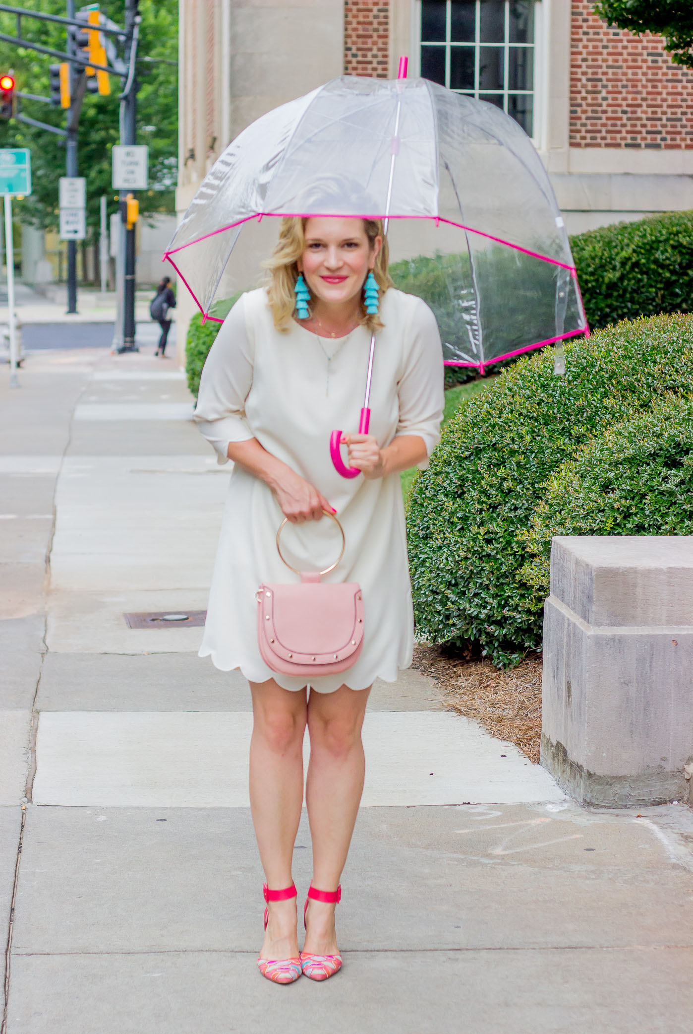 Pink Accessories on Belle Meets World blog