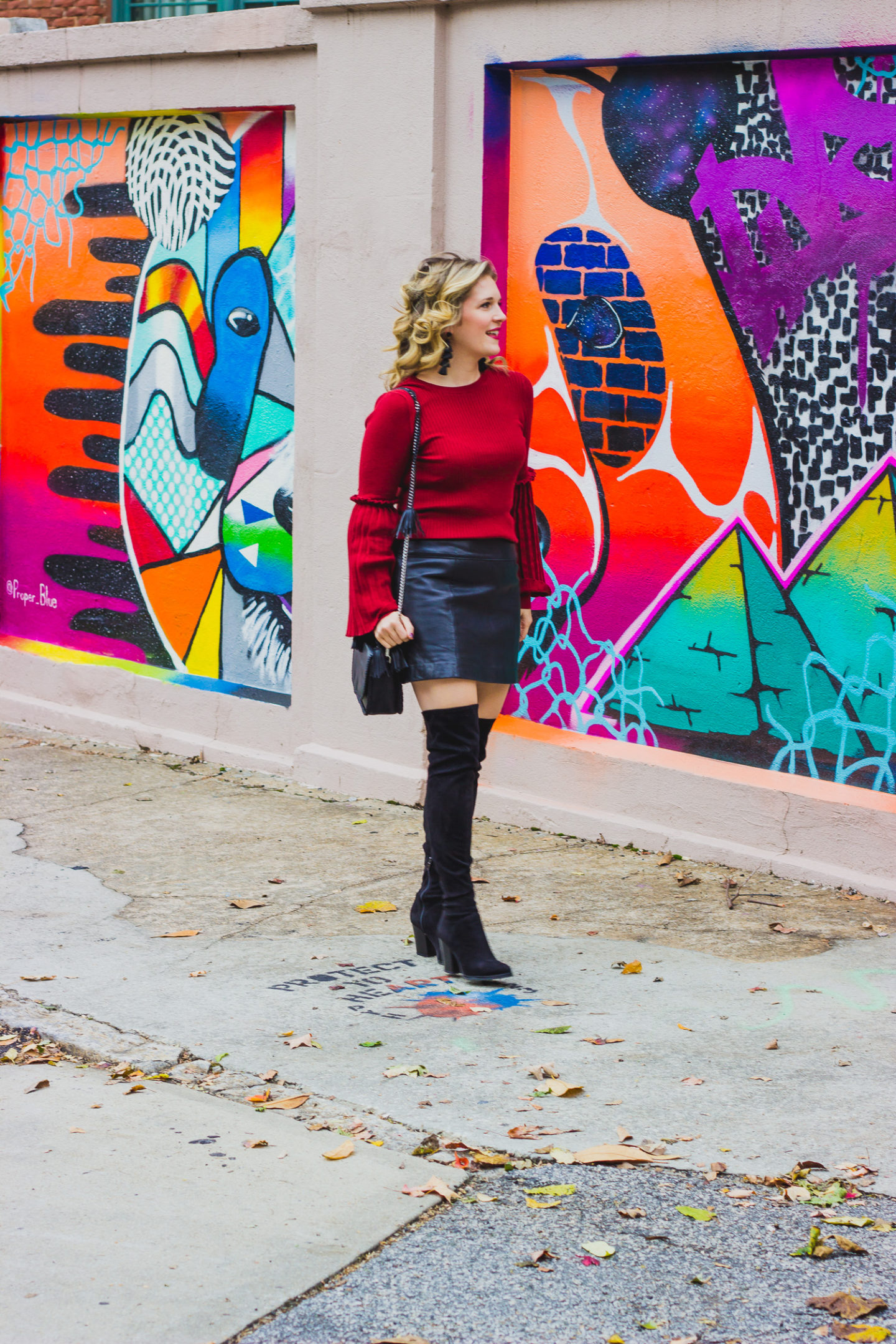 Fall's Stylish Sweaters Three Ways