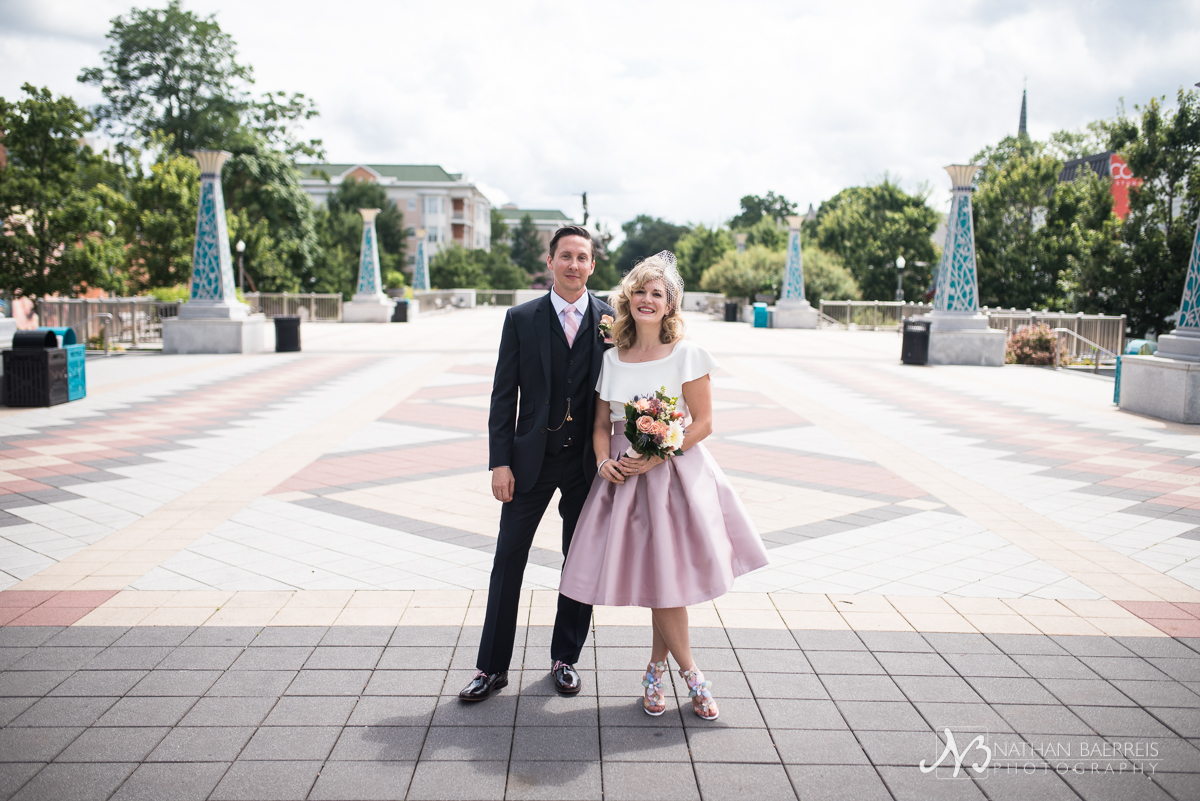 Atlanta City Hall Wedding