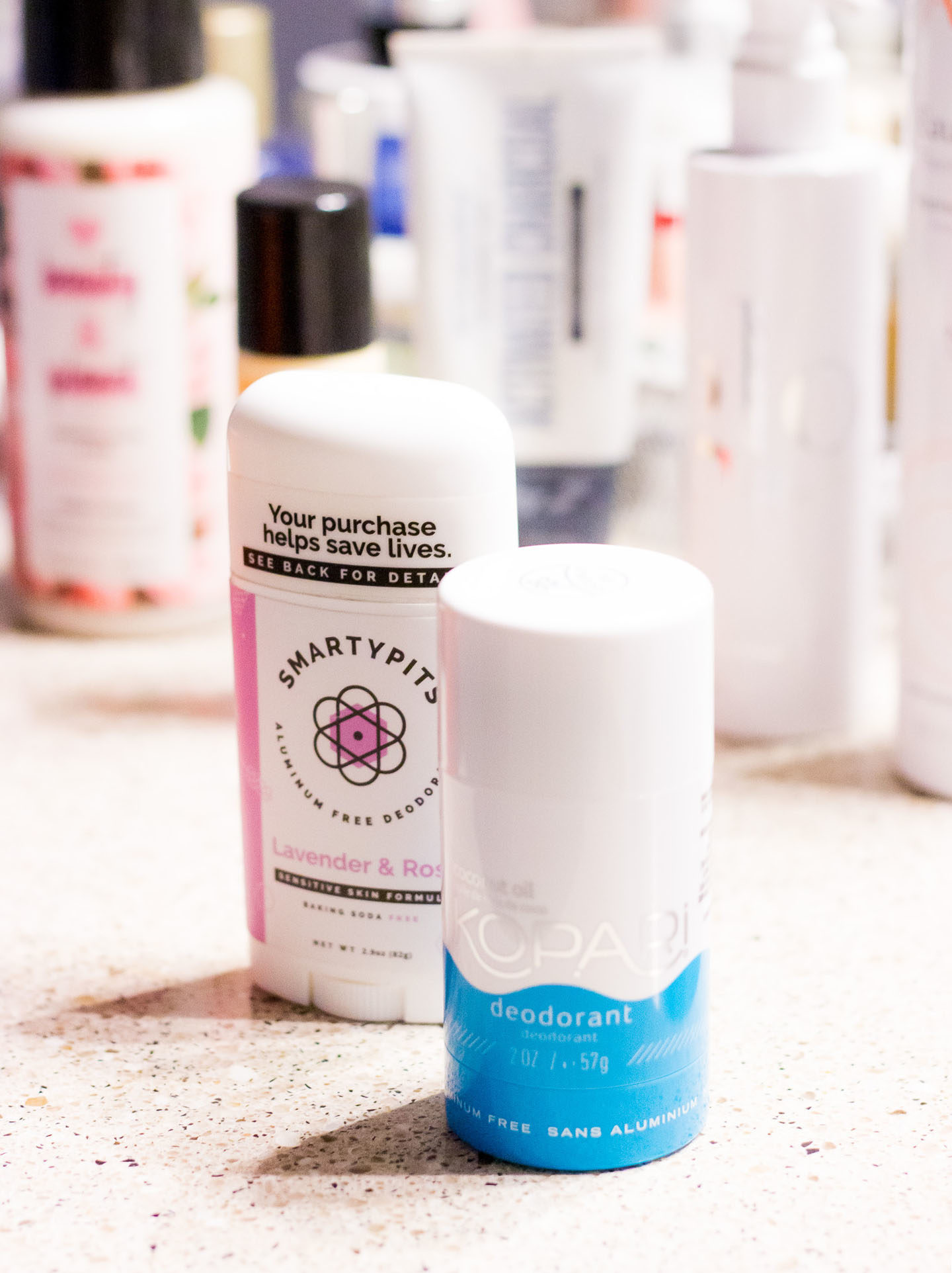 How to Switch to Natural Deodorant on Belle Meets World Blog